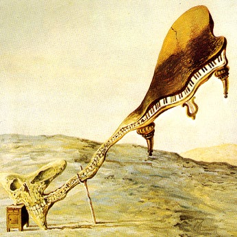 Salvador Dali Persistence of Memory: Meaning of the Melting Clocks